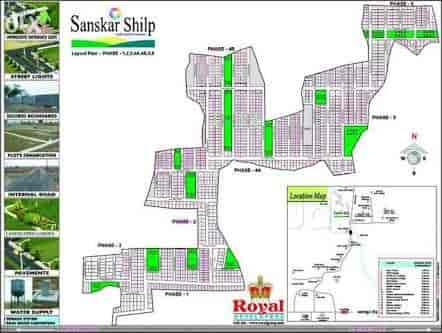 Royal Developers, Jabalpur City