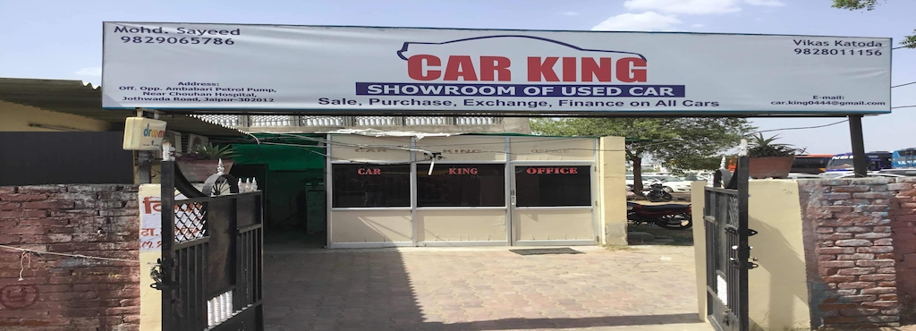 Car King Ambabari Second Hand Car Dealers In Jaipur Justdial
