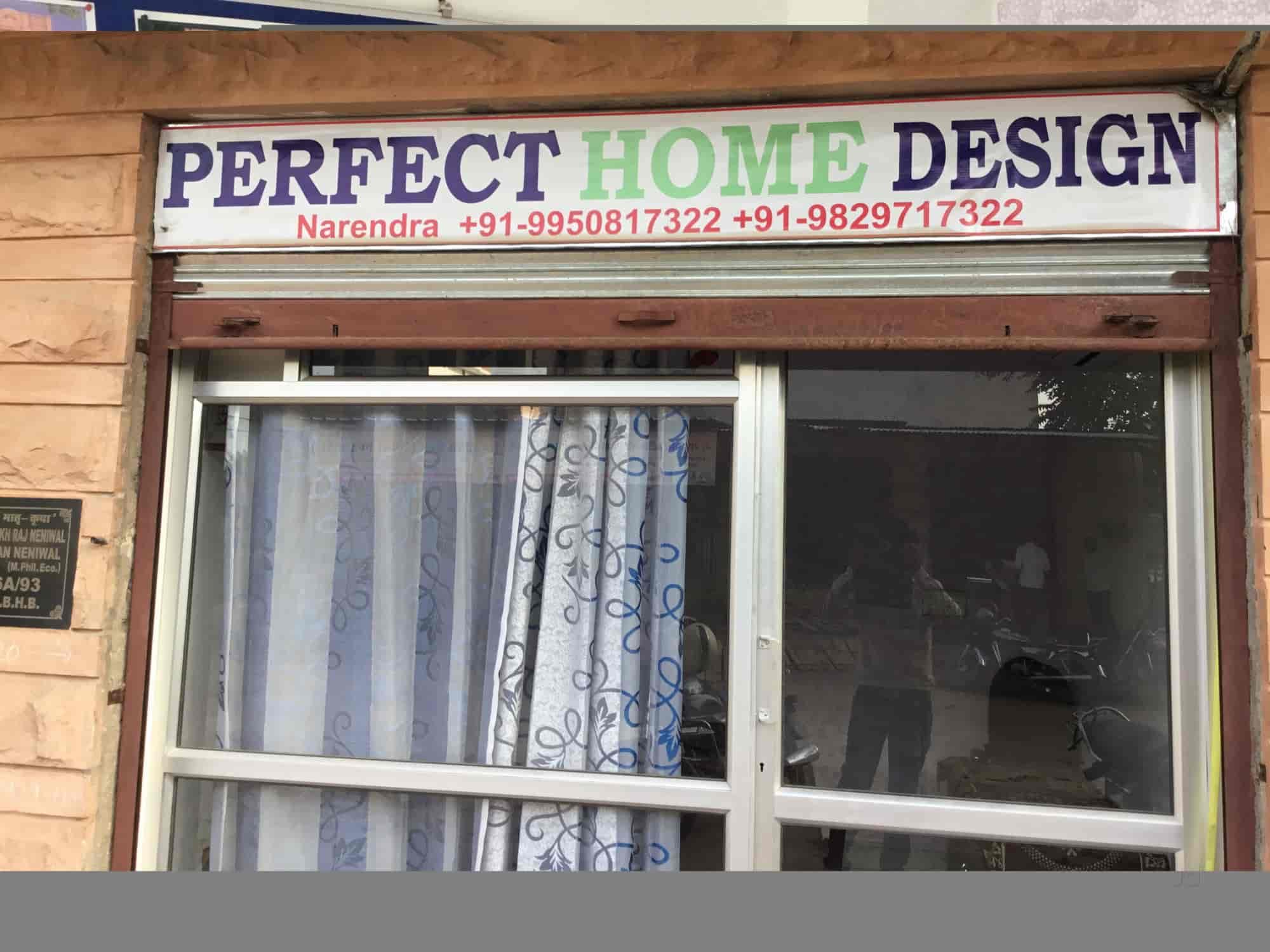 Home Design Jodhpur Part - 32: Perfect Home Design, Kudi Bhagtasni Housing Board - Interior Designers In  Jodhpur - Justdial