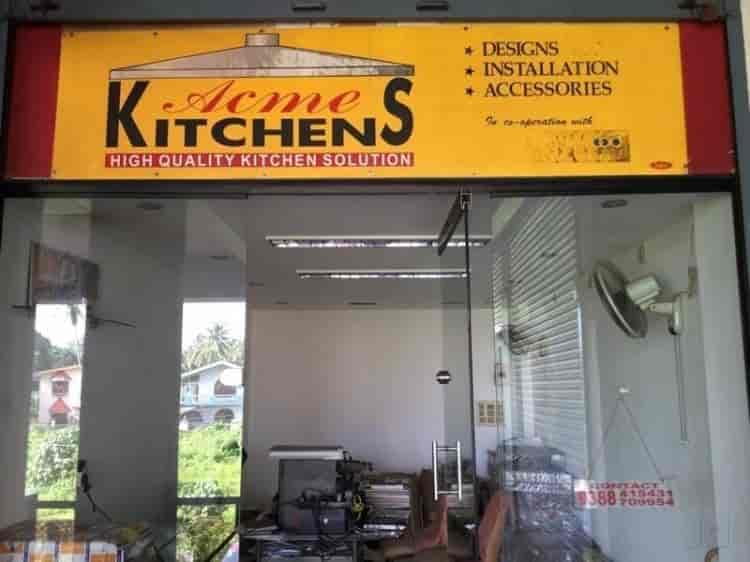Acme Kitchens, South Bazar Road, Kannur   Aluminium Modular Kitchen Dealers    Justdial