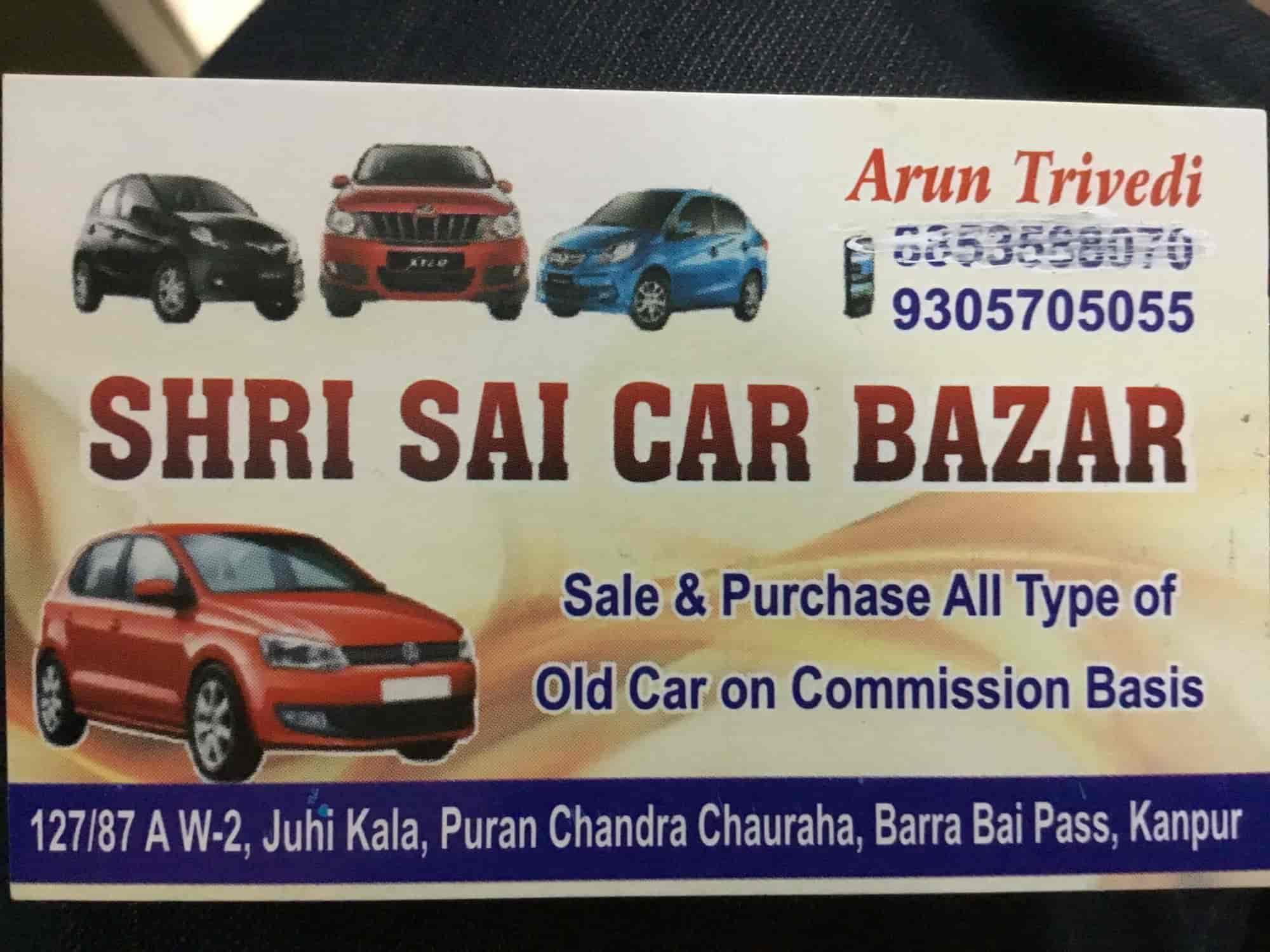 Shri Sai Car Bazar, Barra II - Shri Sai Car Bazaar - Second Hand Car ...