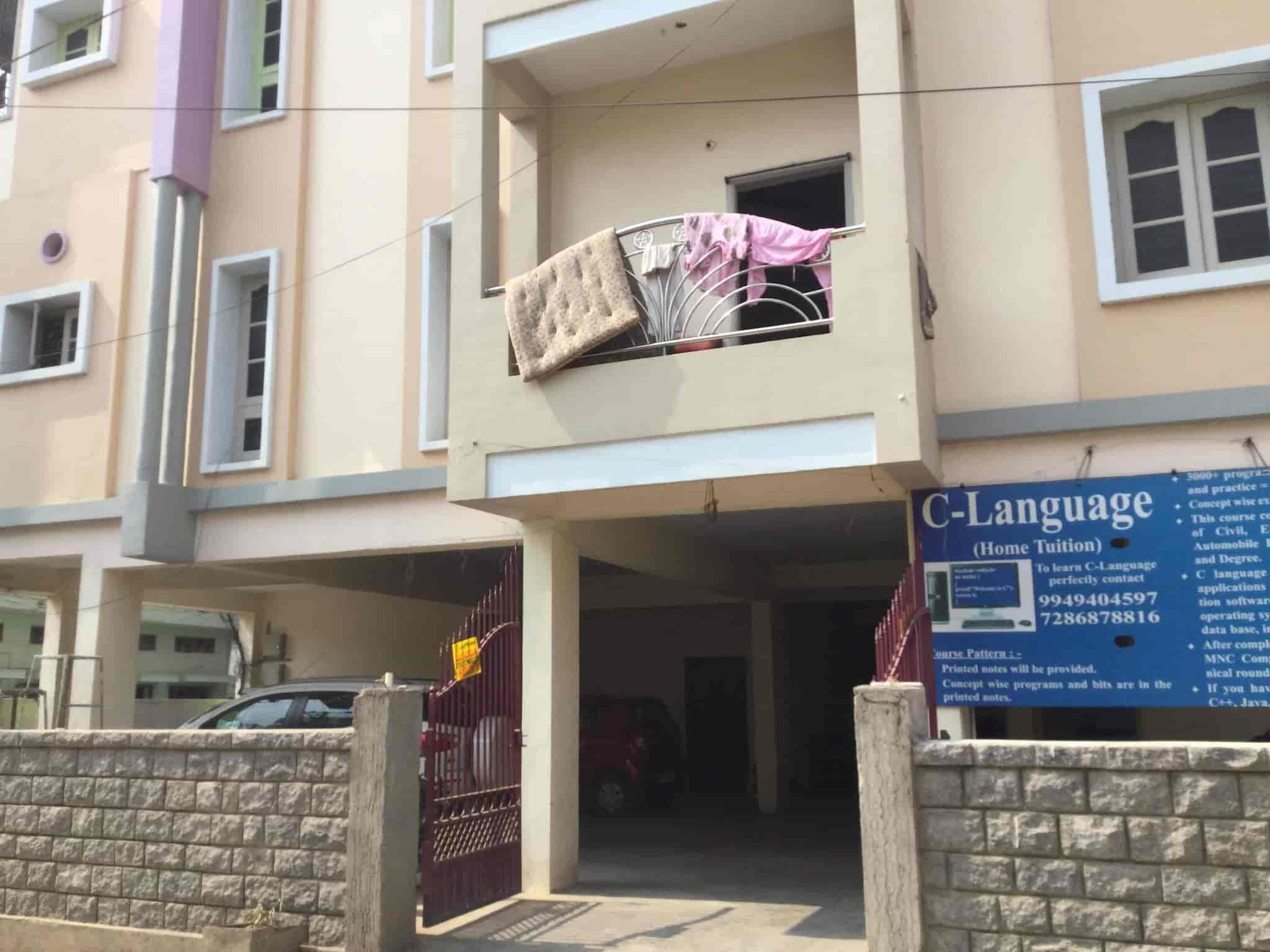 C - Language Home Tuition Photos, Kaviraj Nagar, Khammam- Pictures ...