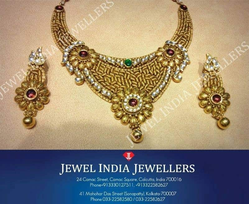 Jewel India Jewellers Camac Street Jewellery Showrooms in