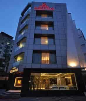 Exterior View Hotel Kempton Photos Park Street Kolkata Hotels