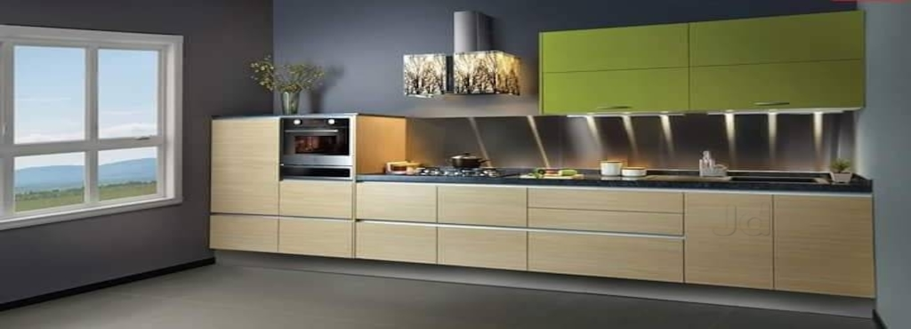 Abc Sleek Modular Kitchen And Interiors, Karunagappaly - Interior ...