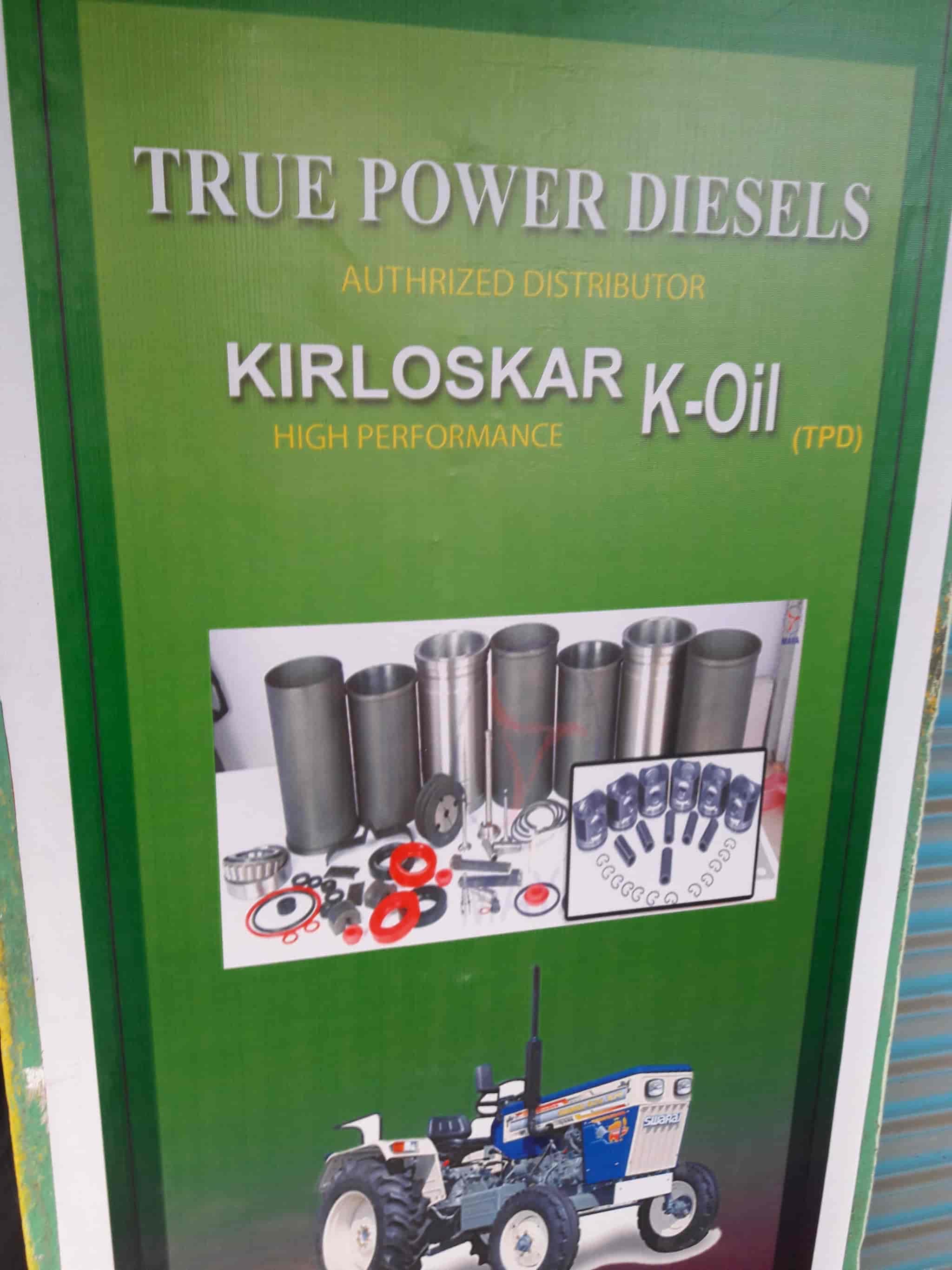 True Power Diesels Generator Repair & Services in Krishnagiri