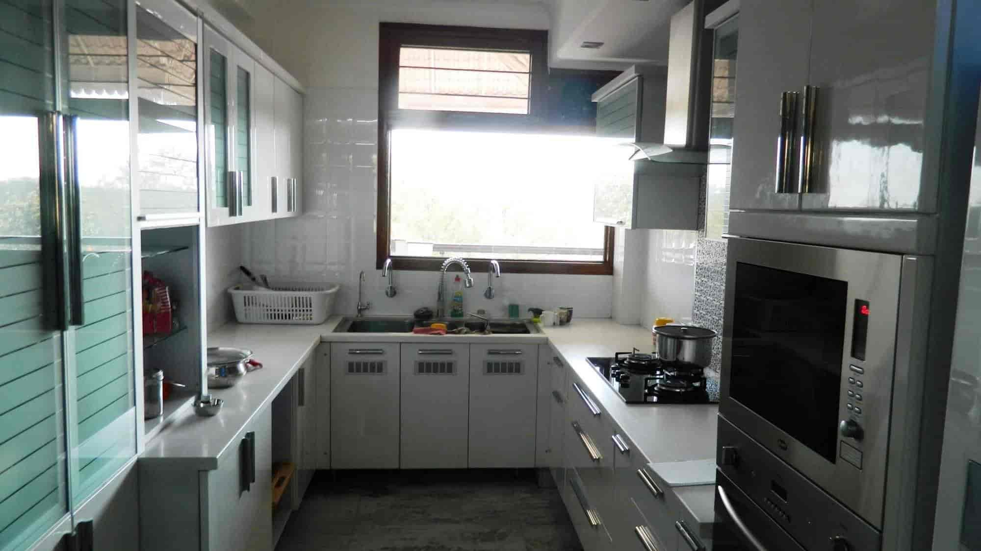 ... Modular Kitchen Design Sample   Majestic Kitchen World Photos, ,  Kurukshetra   Modular Kitchen Dealers ...