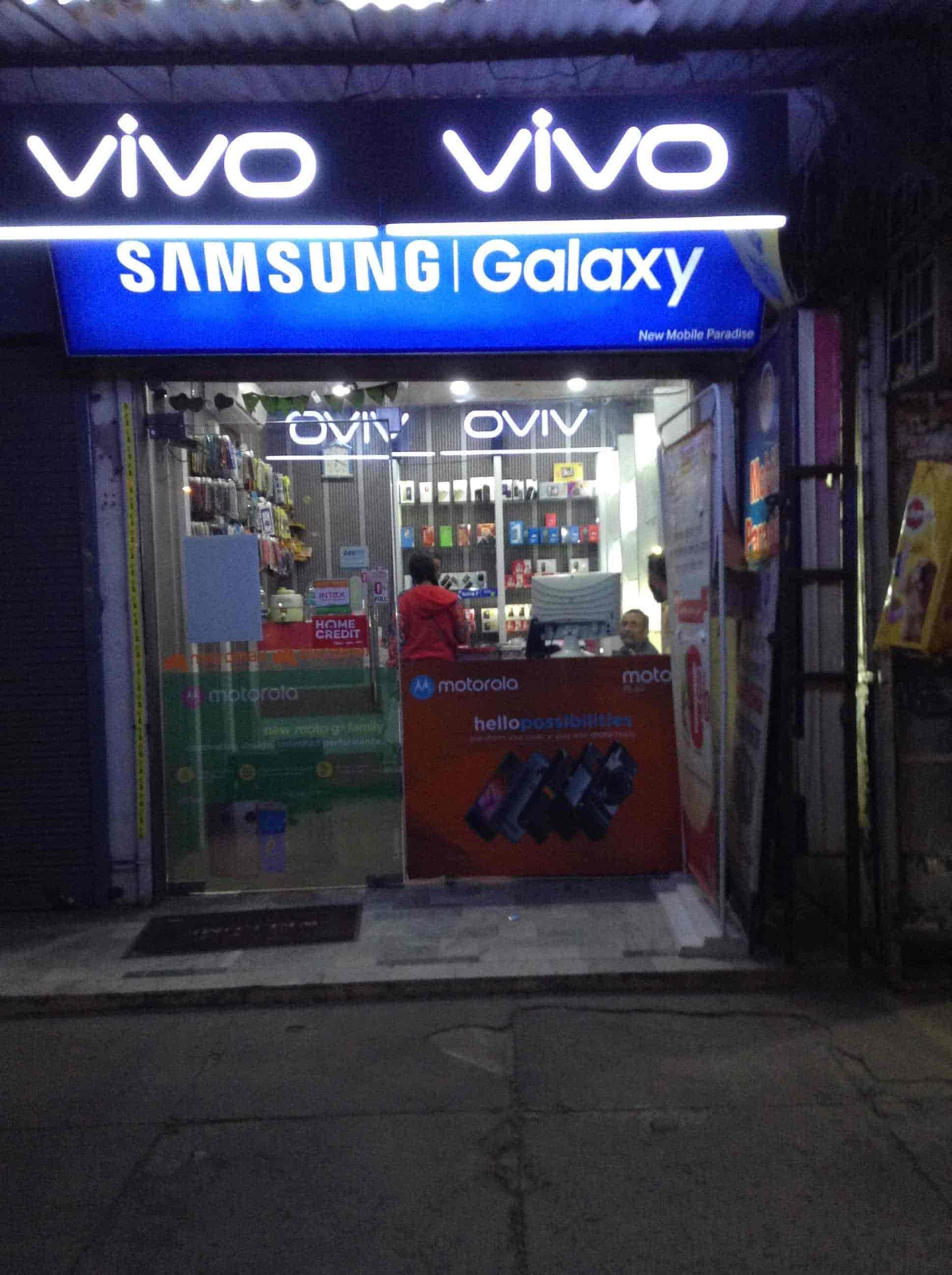New Mobile Paradise Aliganj Mobile Phone Dealers In Lucknow