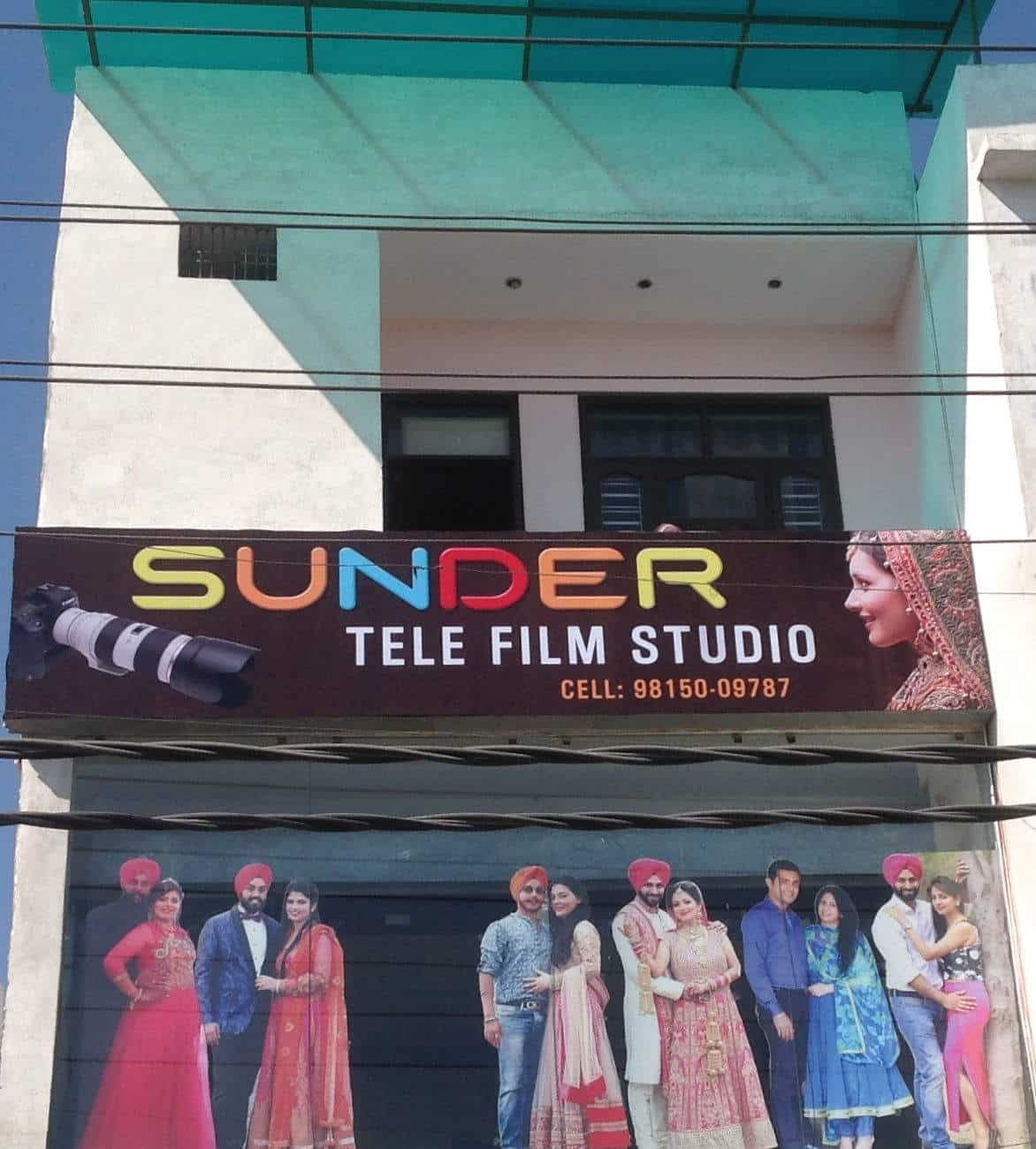 Sunder Tele Film Studio Photos Model Town Ludhiana Pictures  # Model Table Tele
