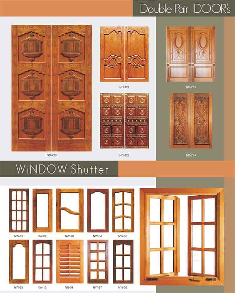 ... Double Pair Doors Design - Natural Doors Photos Delhi Road Meerut - Door Manufacturers ...  sc 1 st  Justdial & Natural Doors Photos Delhi Road Meerut- Pictures \u0026 Images Gallery ...