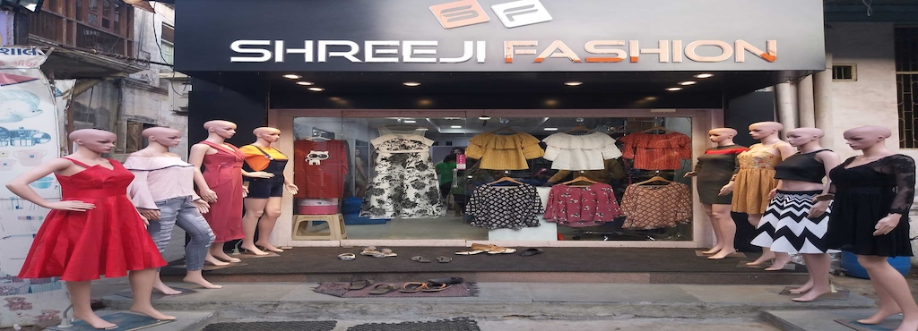 b586e51728028 Shreeji Fashion - Readymade Garment Retailers in Mehsana - Justdial