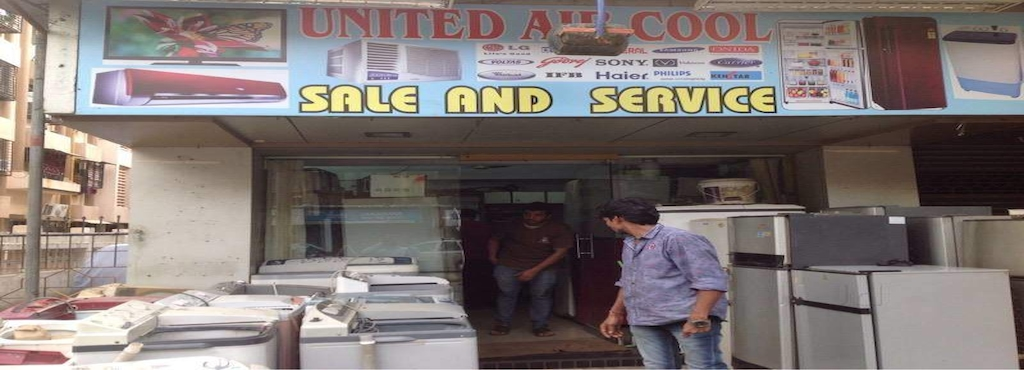 united air cool sales services mira road electronic goods
