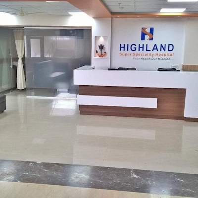 Highland Super Speciality Hospital - Hospitals - Book