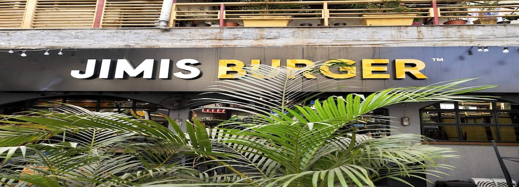 Jimmys burger evershine nagar malad west mumbai fast food