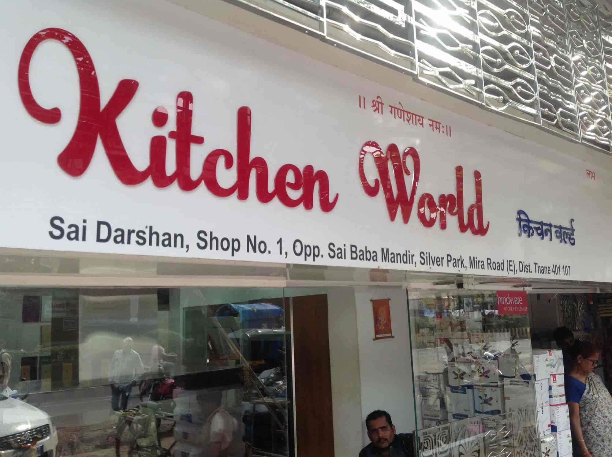 ... Kitchen World Photos, Mira Road, Mumbai   Carpenters ...