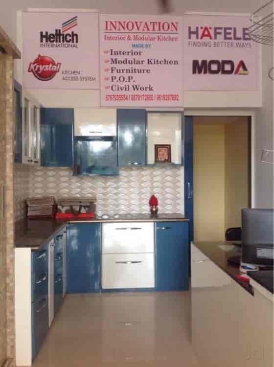 Innovation Interior And Modular Kitchen Kharghar Mumbai