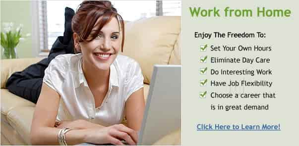 Best jobs working from home
