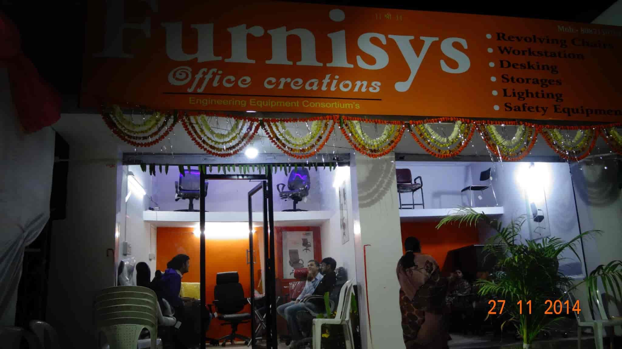 Furnisys Office Furniture And Modular Kitchens Photos Manewada