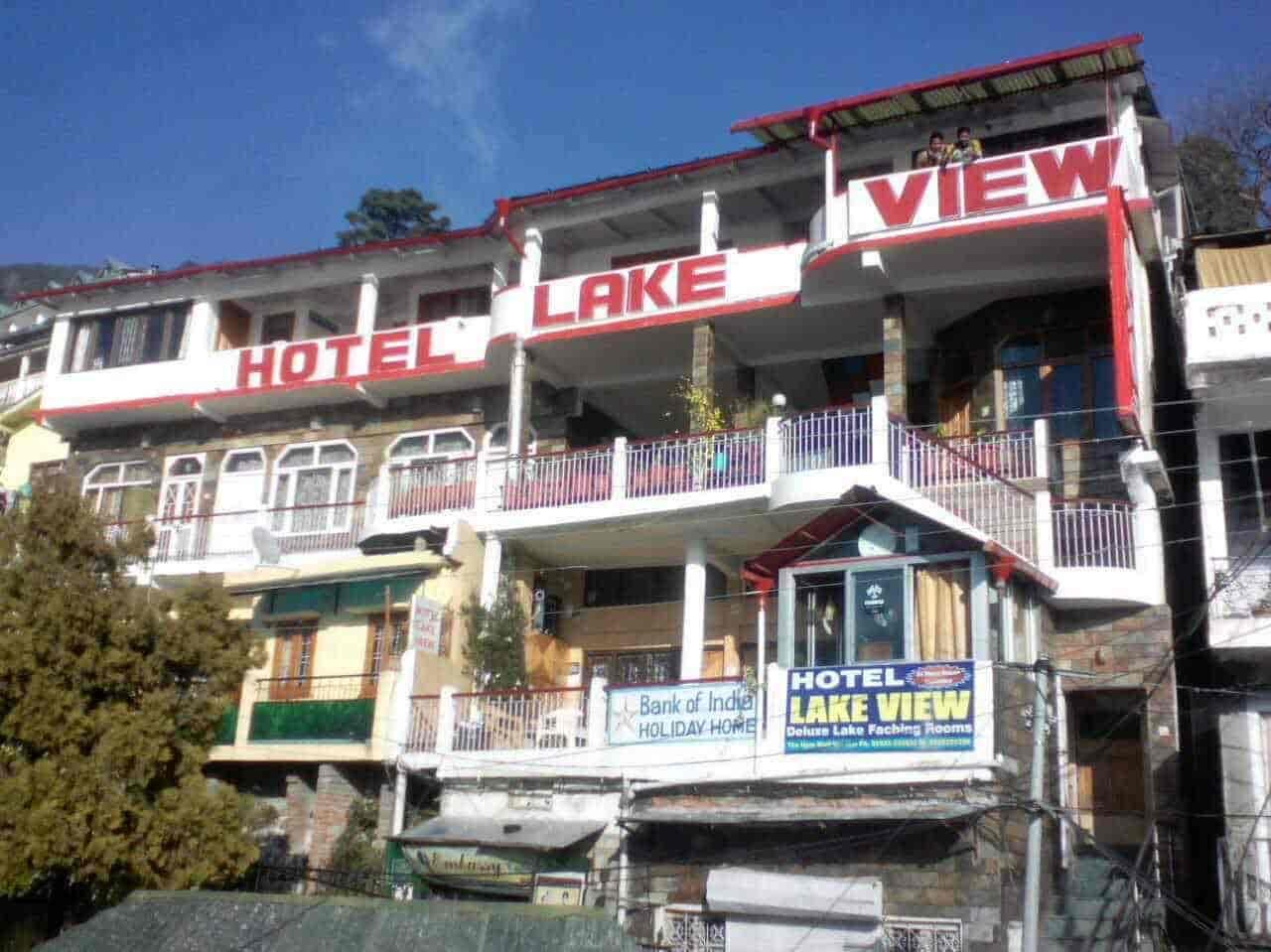 Hotel Lake View Tallital Hotels In Nainital Justdial