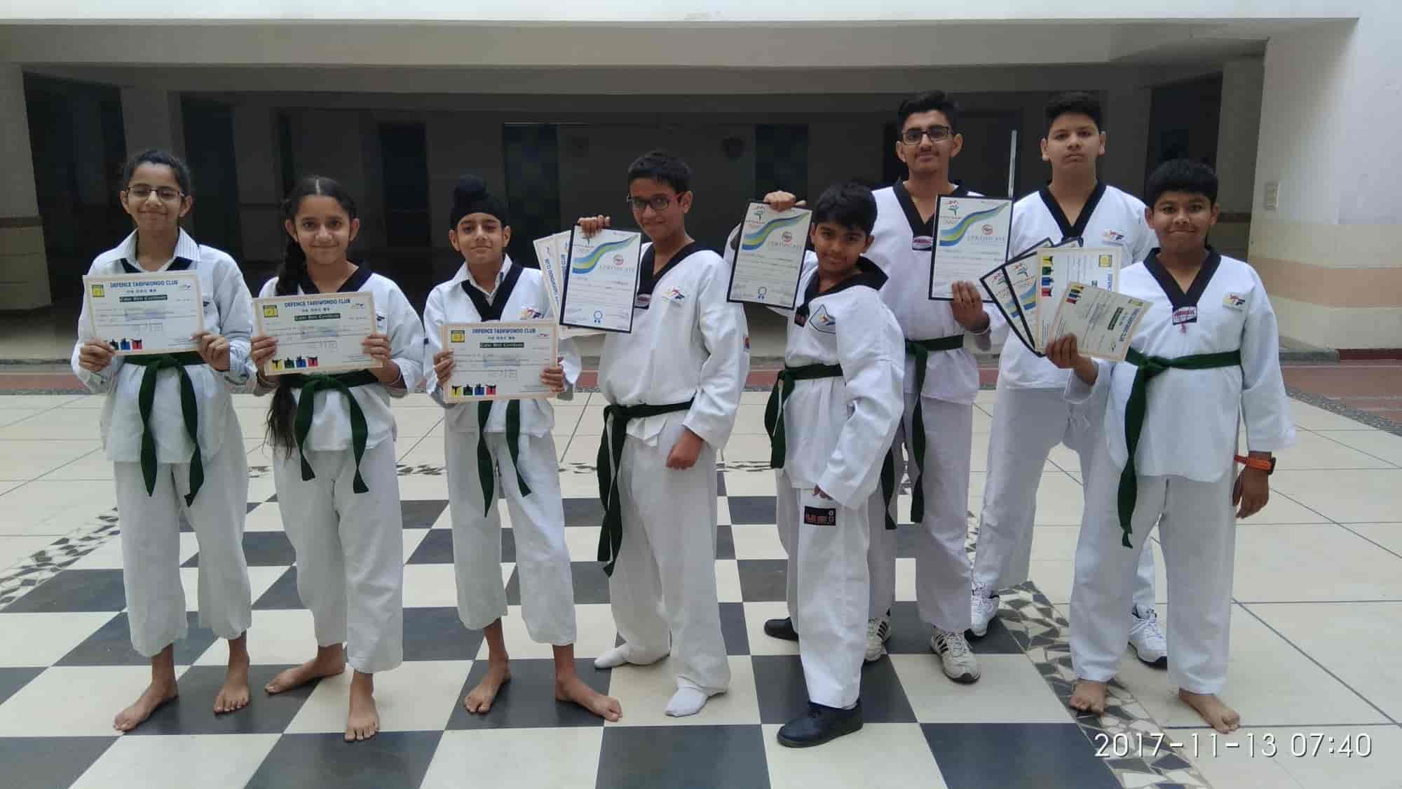 club karate sector 2