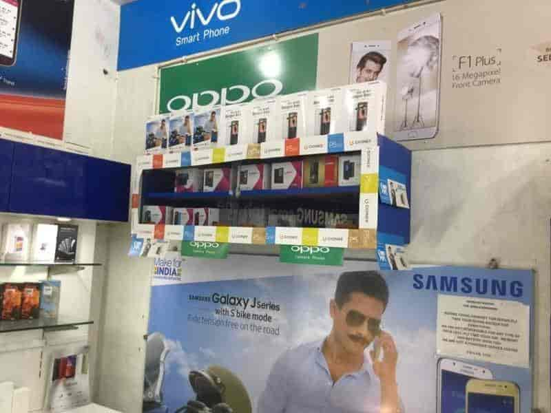 New Rajdhani Telecom, Boring Road - Mobile Phone Dealers