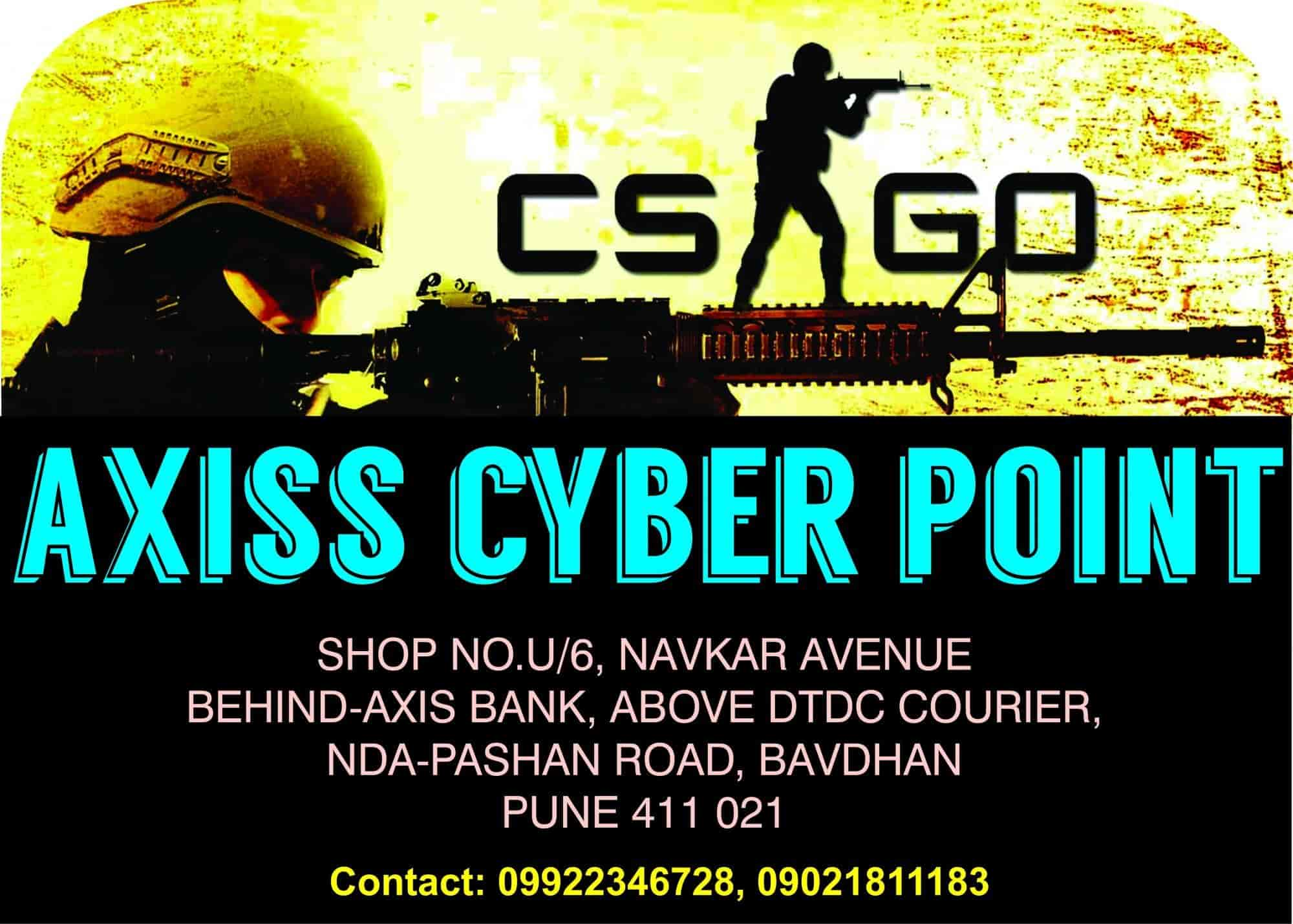 axiss cyber point bavdhan cyber cafes in pune justdial