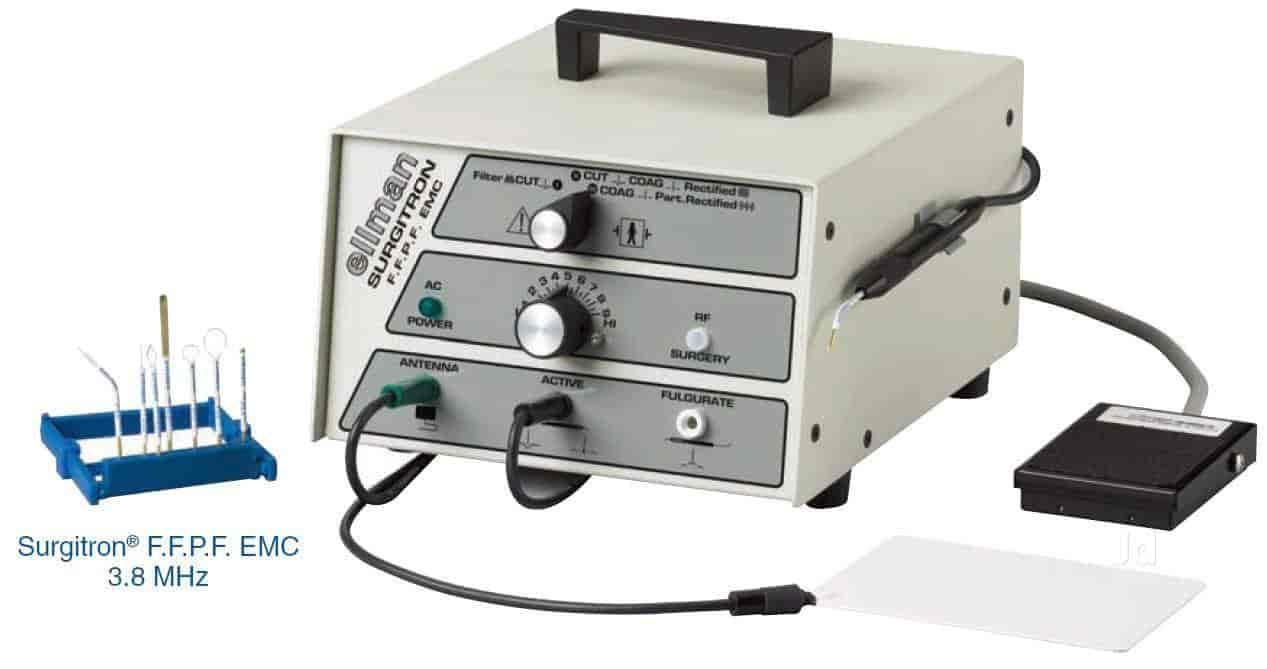 радиоволновой аппарат