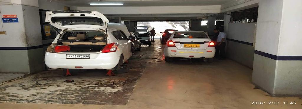 Santoor Car Care Viman Nagar Car Repair Services Maruti Suzuki