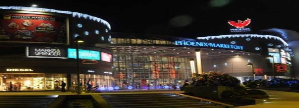 Phoenix Market City Mall Viman Nagar Phoenix Mall Malls In Pune