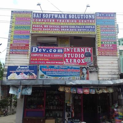 Sai Software Solutions Computer Training Centre, Near