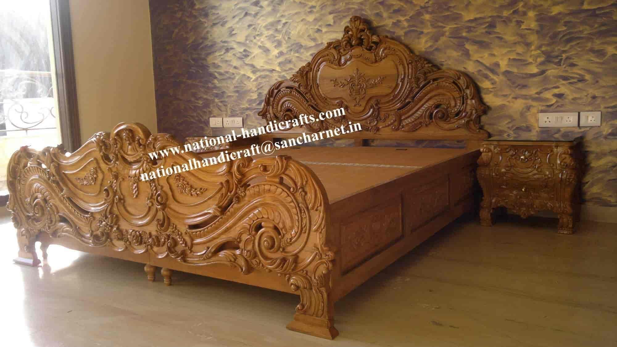 National Handicrafts Jatav Nagar Furniture Dealers In Saharanpur