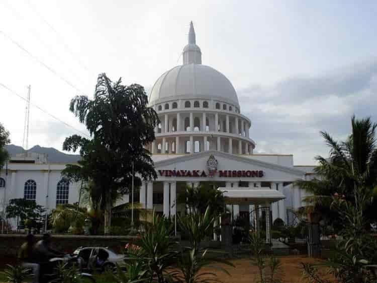 Image result for vinayaka mission's sankarachariyar dental college