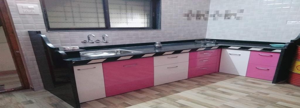 sairaj kitchen trolleys, islampur - modular kitchen dealers in