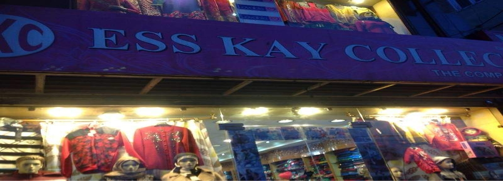 ess kay collections lal chowk readymade garment retailers in