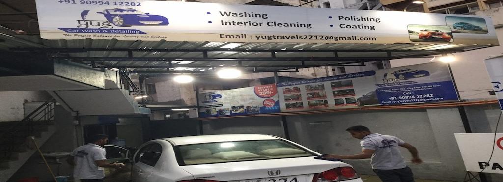 Yug Car Wash Detailing