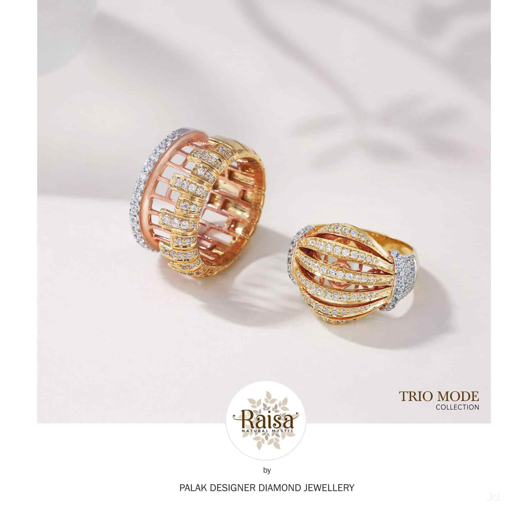 Palak Designer Diamond Jewellery Photos, Mahidharpura, Surat ...