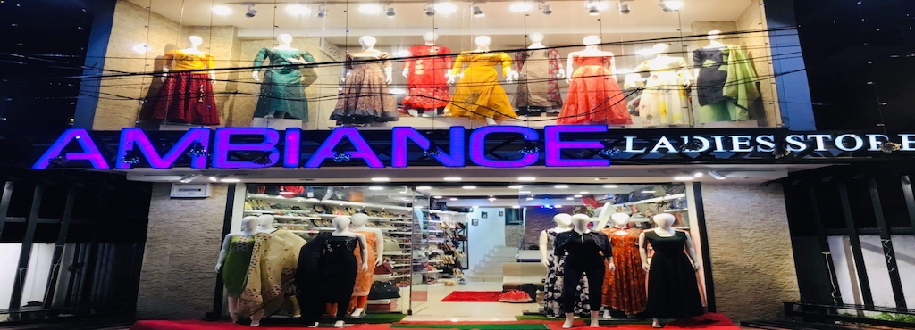 Ambiance Ladies Store Pattom Ladies Readymade Garment Retailers