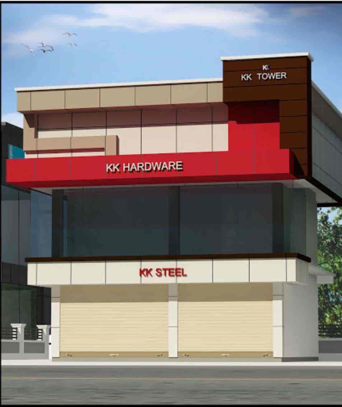 Kk Steel House & Kk Steel House Kunnamkulam City - Pipe Dealers in Thrissur - Justdial