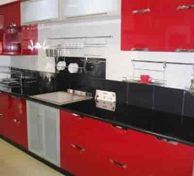 ... Kitchen Interiors   Modular Kitchen Bangalore Elements Kitchens Photos,  Banashankari, ...