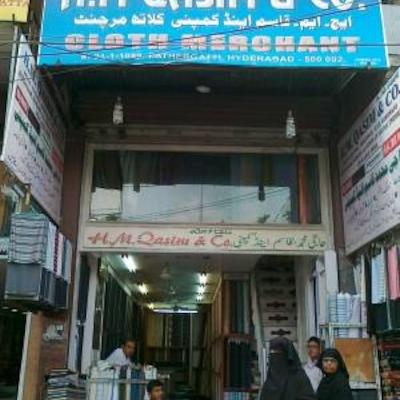 H M Qasim Co, Pathar Gatti - Cloth Merchants in Hyderabad