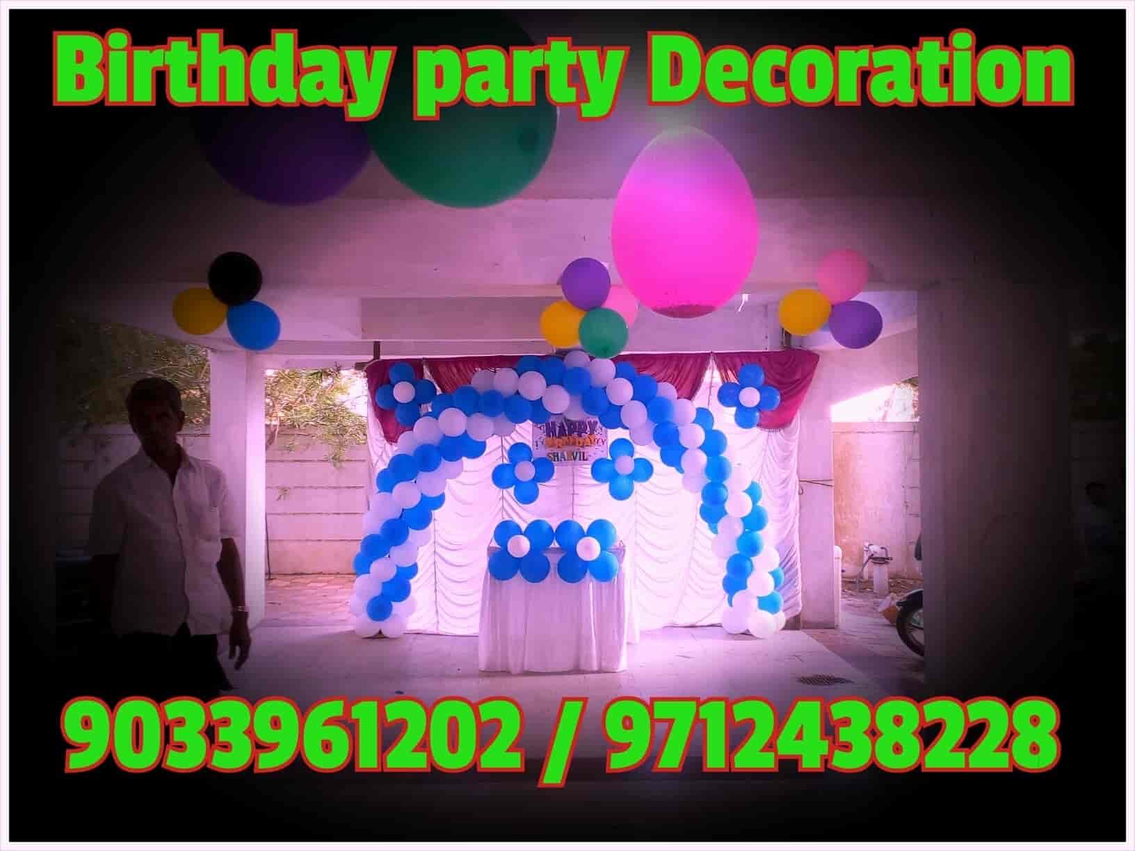 Lovely Decoration Makarpura Industrial Estate Event Organisers in