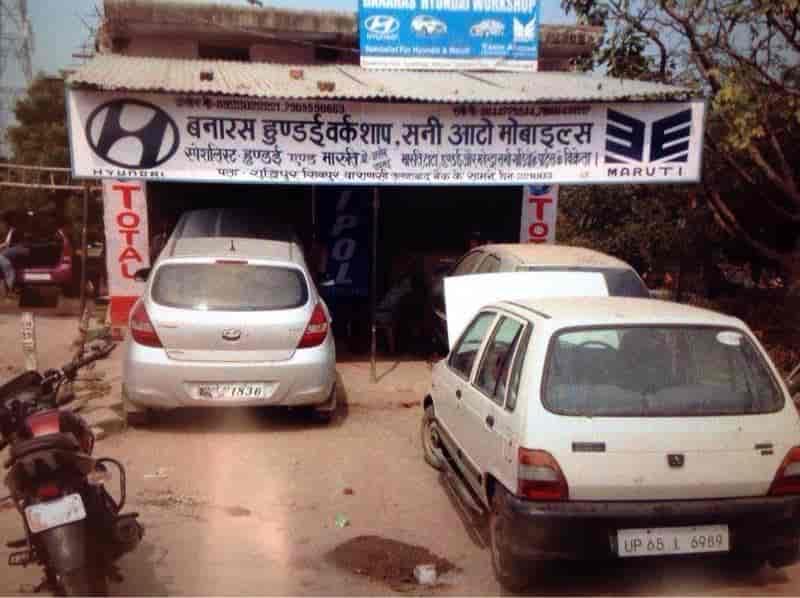 Banaras Auto Mobile Work Shop Shivpur Car Repair Services In