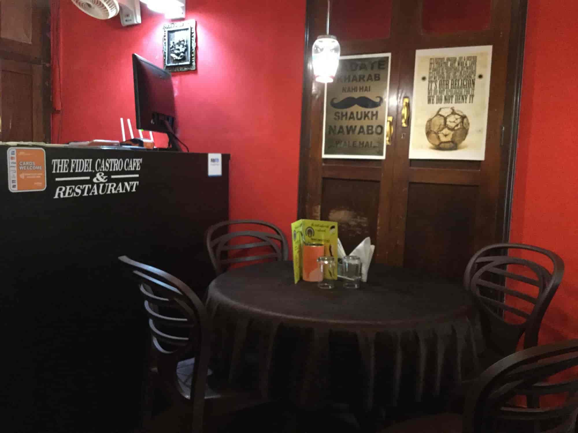 The Fidel Castro Cafe Restaurant Photos Ravindrapuri Varanasi  # Muebles Heve Castro