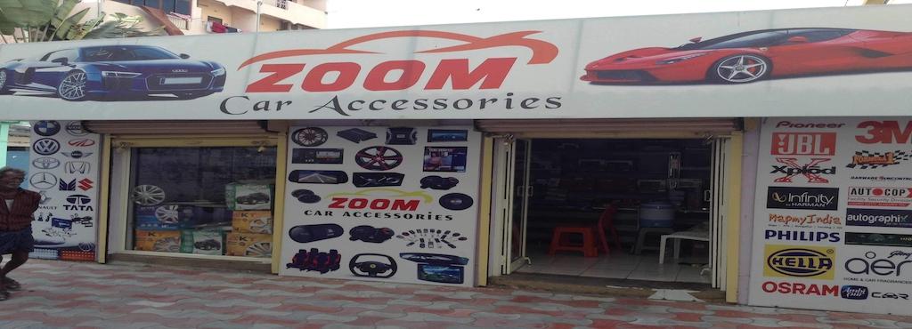 Zoom Car Accessories Mg Road Car Accessory Dealers In Vijayawada