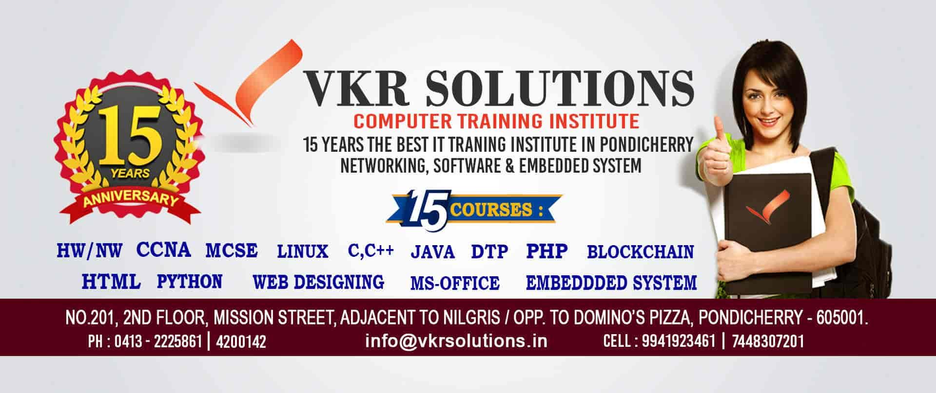 C Programming Training Institutes in Villupuram - Computer