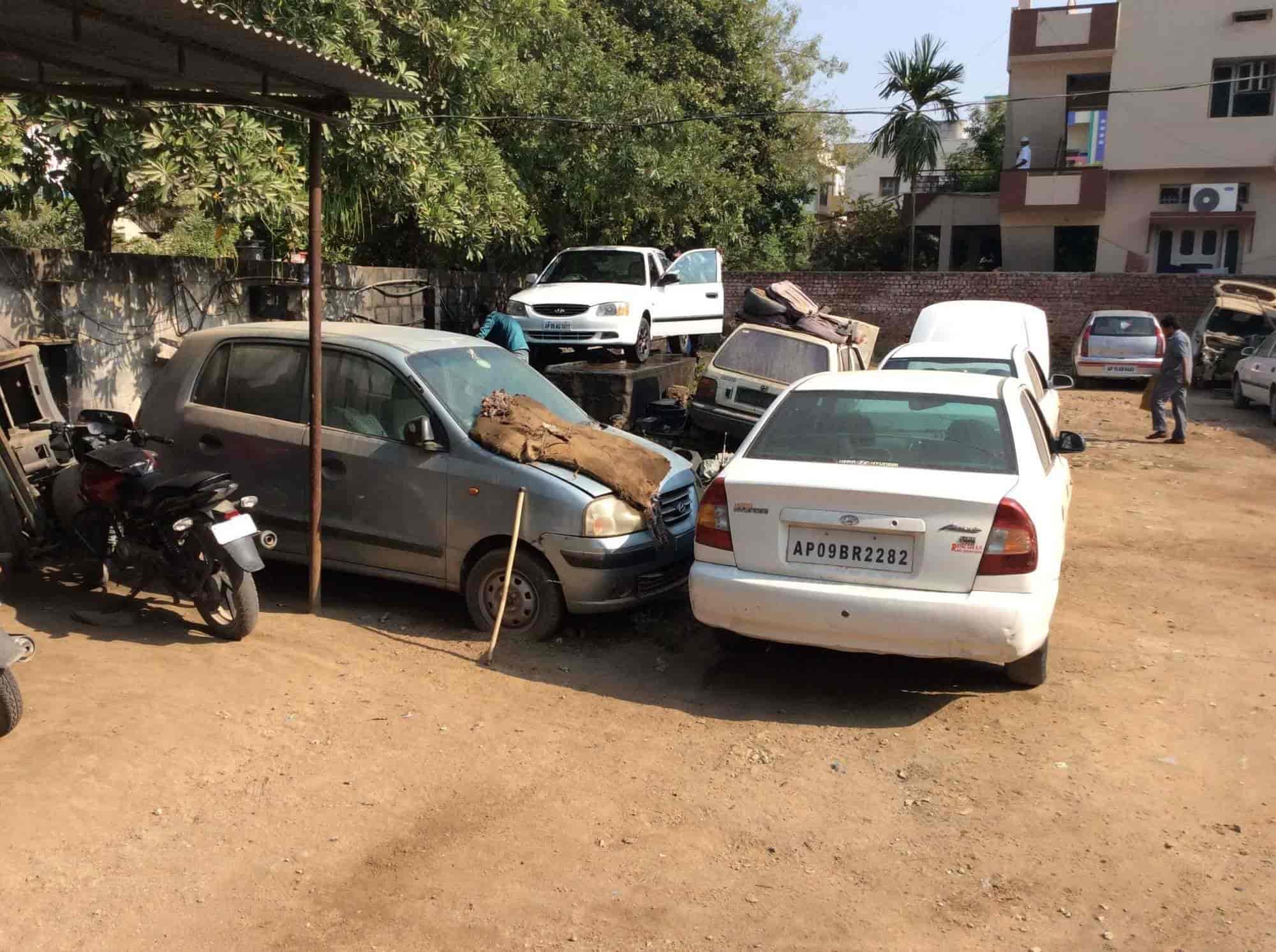 Sst Car Care Hanamkonda Car Repair Services Maruti Suzuki In