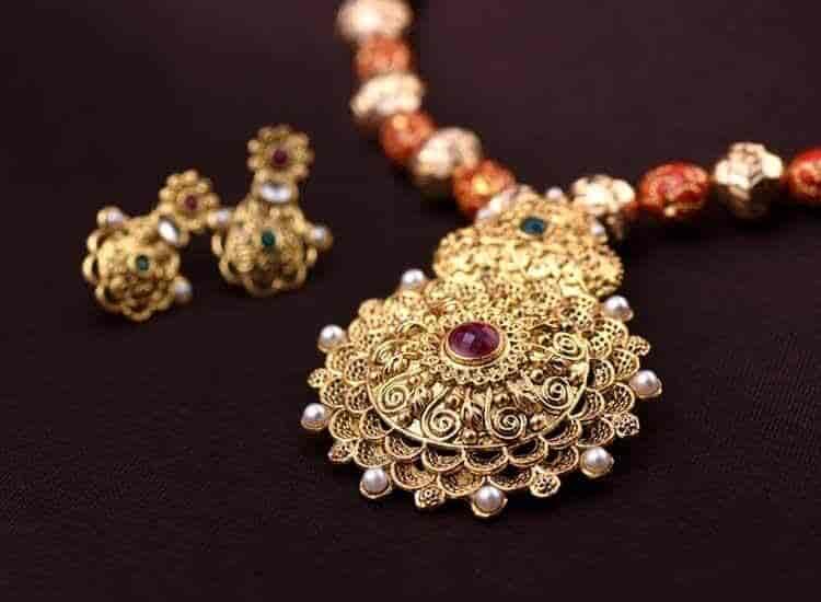 Kyasa Vishwanathan u0026 Sons Jewellers General Bazar