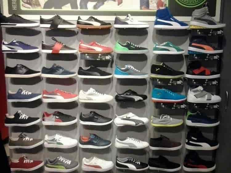 puma shoes showroom kolkata