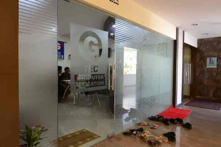 G Tec Computer Education Mangalore Entrance View Of Interior Designing Institutes