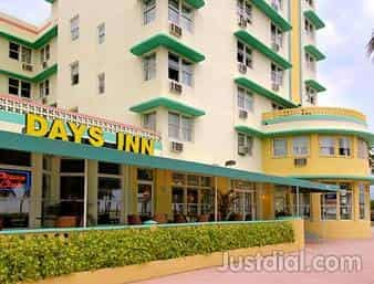 Days Inn And Suites Miami North Beach Oceanfront 7450 Ocean Ter Fl 33141 1of7